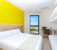 Burgos con niños, habitaciones familiares en el Hotel Ciudad de Burgos