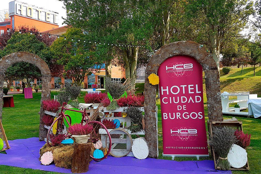 Decoraciones especiales para una boda en Burgos