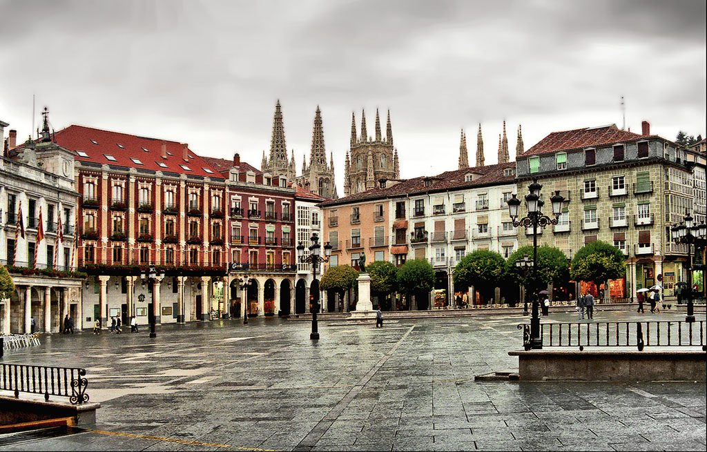 Plaza Mayor, monumentos imprescindibles de Burgos