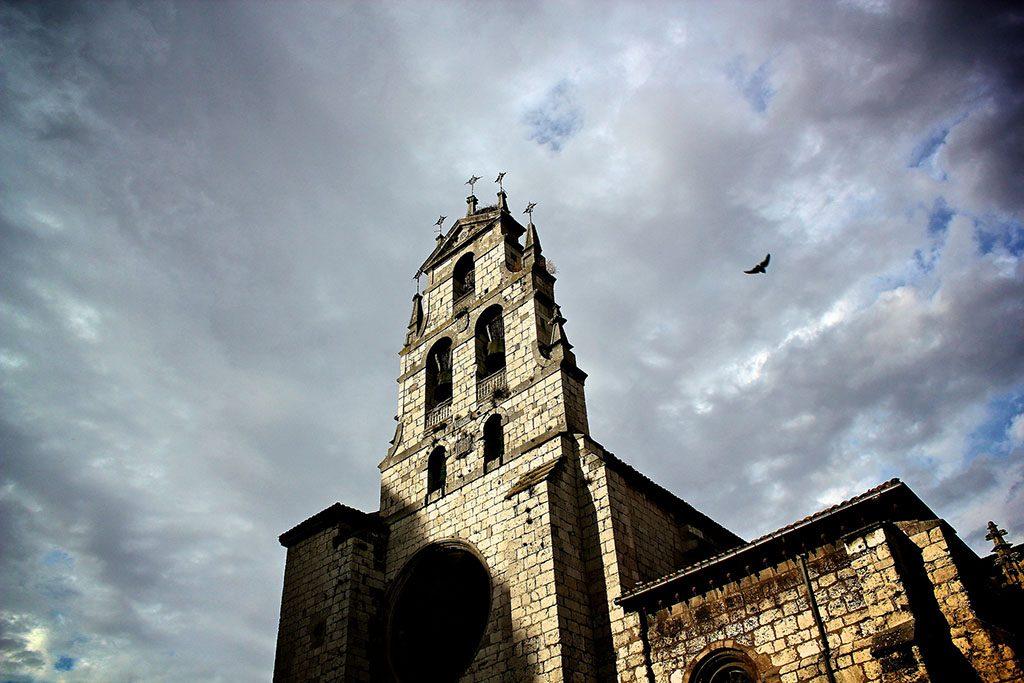 Iglesia de San Lesmes, monumentos imprescindibles de Burgos
