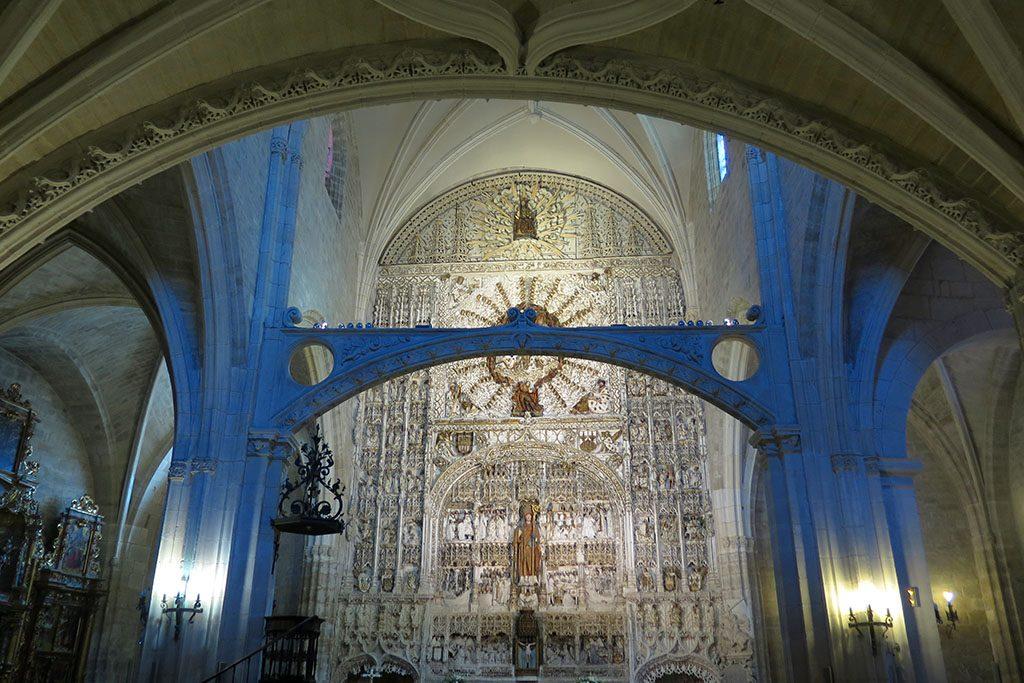 San Nicolás de Bari, monumentos imprescindibles de Burgos