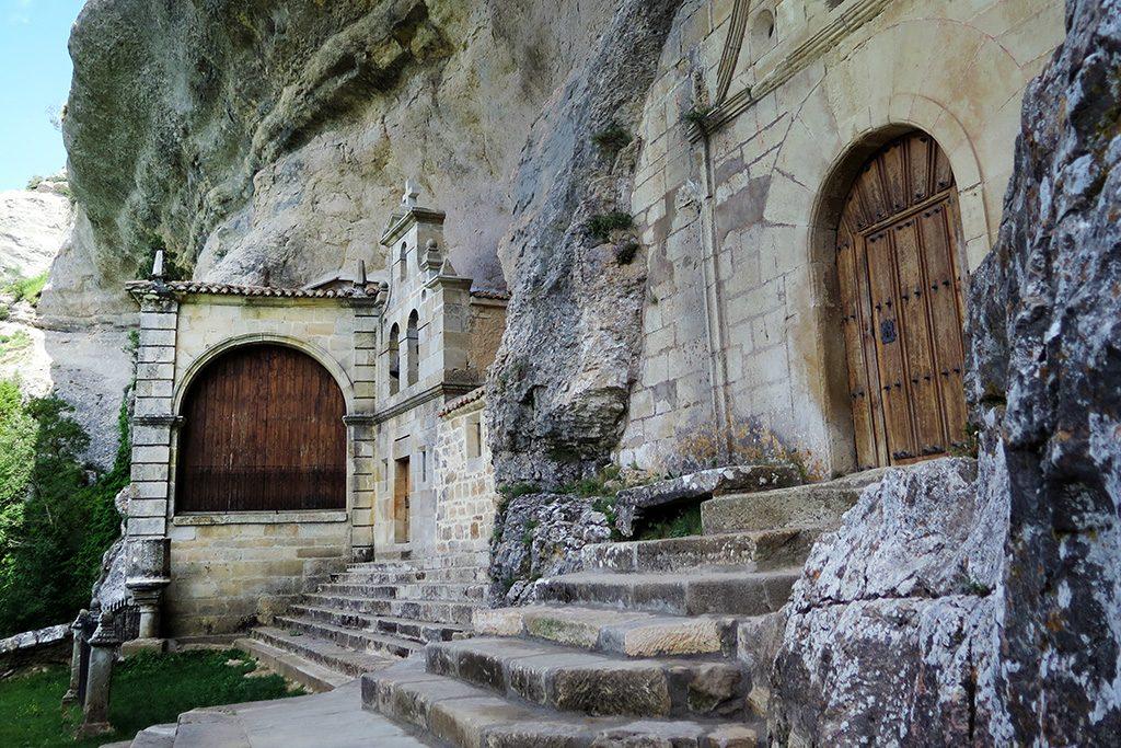 visitar Ojo Guareña en Burgos